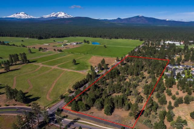 15510 Mckenzie Highway, Sisters, OR 97759 (MLS #201803336) :: Top Agents Real Estate Company