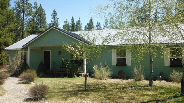 136755 Salmon Drive, Crescent, OR 97733 (MLS #201804677) :: Team Birtola | High Desert Realty