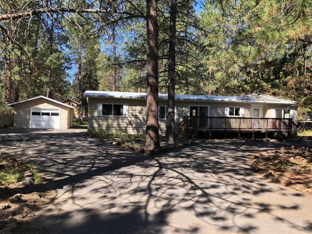 61029 Chuckanut Drive, Bend, OR 97702 (MLS #201804849) :: Fred Real Estate Group of Central Oregon