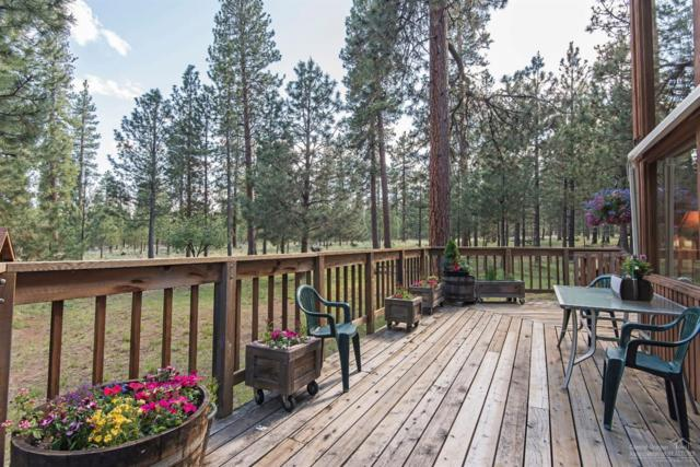 68822 Butte Place, Sisters, OR 97759 (MLS #201805043) :: The Ladd Group