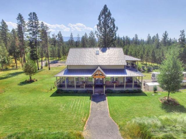 55130 Jack Pine Way, Bend, OR 97707 (MLS #201805143) :: Team Birtola | High Desert Realty