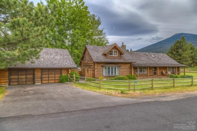 26235 SW Metolius Meadows Drive, Camp Sherman, OR 97730 (MLS #201805367) :: The Ladd Group