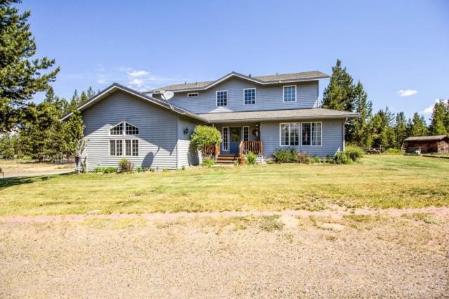 16816 Cagle Road, La Pine, OR 97739 (MLS #201806370) :: The Ladd Group