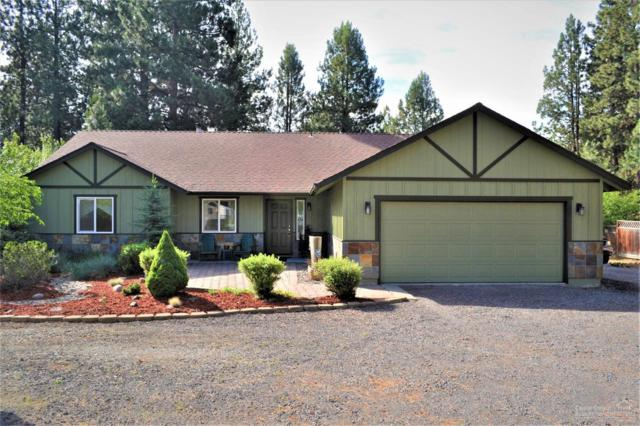 60092 Cinder Butte Road, Bend, OR 97702 (MLS #201806905) :: Pam Mayo-Phillips & Brook Havens with Cascade Sotheby's International Realty