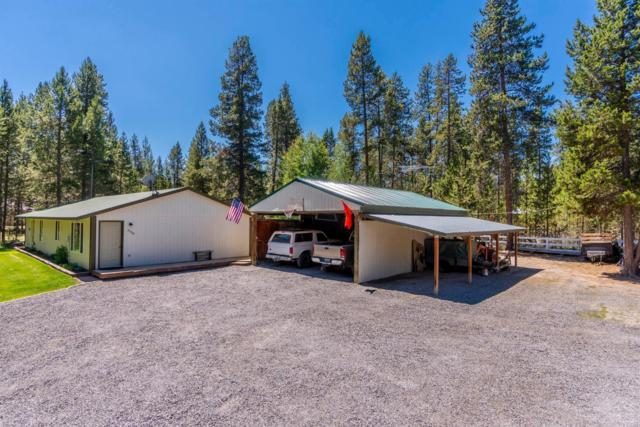 52765 Day Road, La Pine, OR 97739 (MLS #201807010) :: Pam Mayo-Phillips & Brook Havens with Cascade Sotheby's International Realty