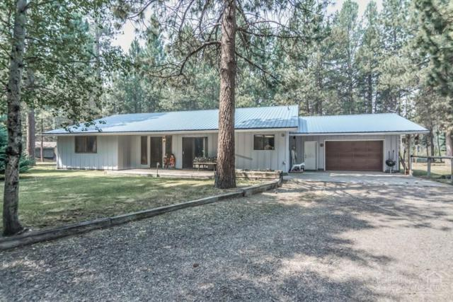 50015 Collar Drive, La Pine, OR 97739 (MLS #201807091) :: Windermere Central Oregon Real Estate
