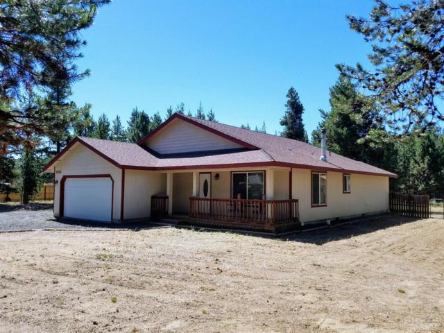 16035 Sunset Lane, La Pine, OR 97739 (MLS #201807154) :: Windermere Central Oregon Real Estate