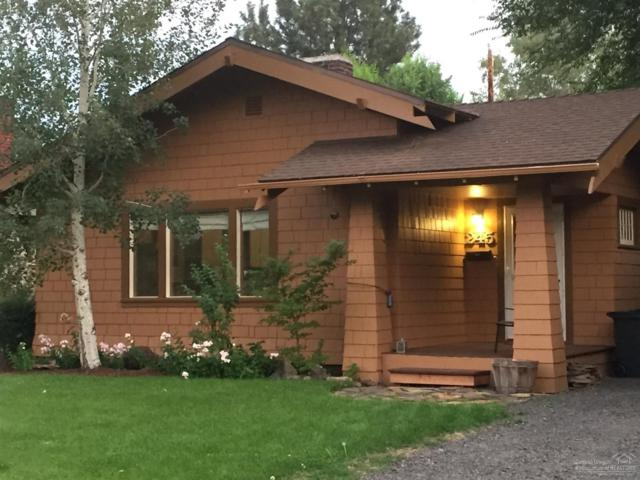 245 NW Delaware Avenue, Bend, OR 97703 (MLS #201808221) :: Pam Mayo-Phillips & Brook Havens with Cascade Sotheby's International Realty