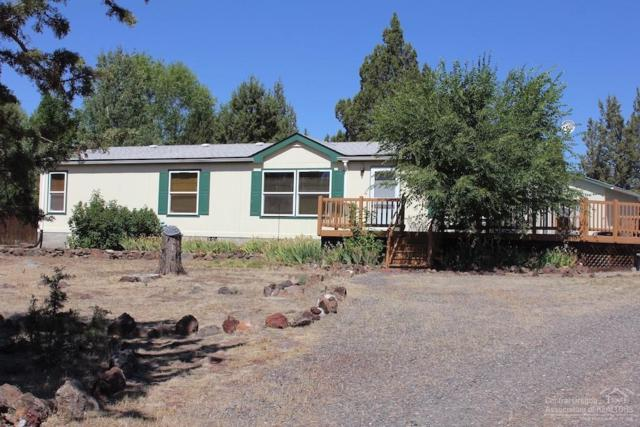 8260 SW Crater Loop Road, Terrebonne, OR 97760 (MLS #201808470) :: Fred Real Estate Group of Central Oregon