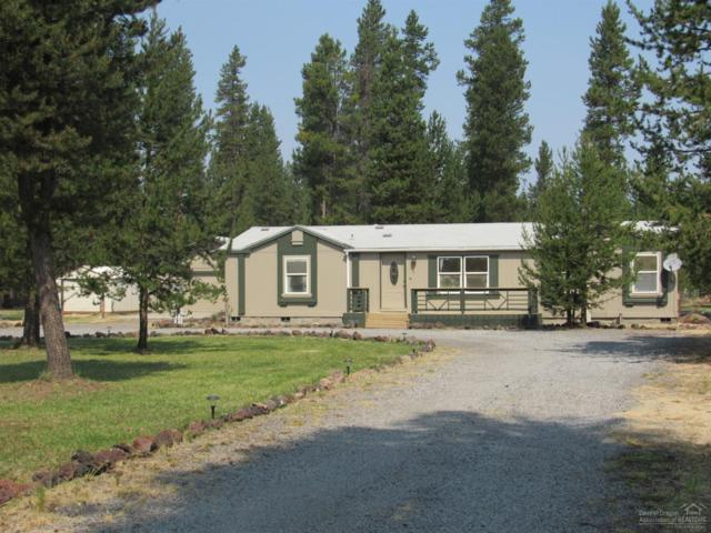 11811 Pinewood Place, La Pine, OR 97739 (MLS #201808566) :: Fred Real Estate Group of Central Oregon