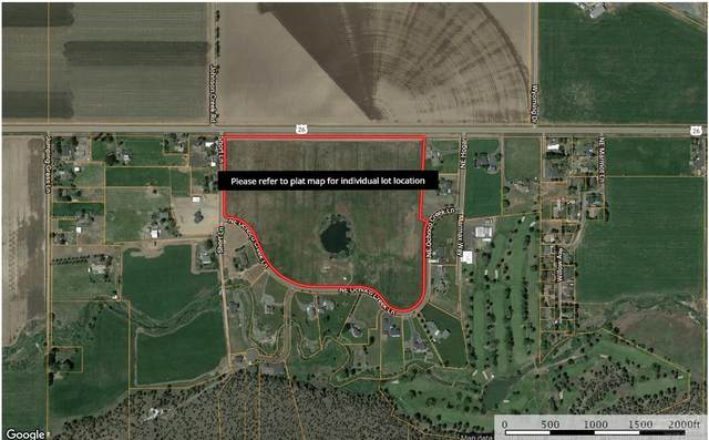 0-Lot 1 Short Lane, Prineville, OR 97754 (MLS #201808646) :: Berkshire Hathaway HomeServices Northwest Real Estate