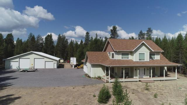 52605 Day Road, La Pine, OR 97739 (MLS #201808703) :: Pam Mayo-Phillips & Brook Havens with Cascade Sotheby's International Realty