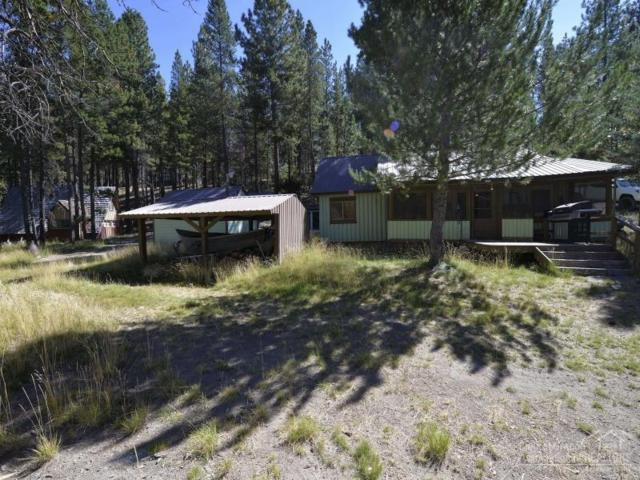 51970 Old Wickiup Road, La Pine, OR 97739 (MLS #201809383) :: Fred Real Estate Group of Central Oregon