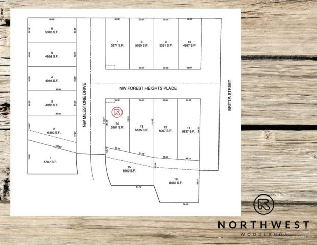 0 NW Forest Heights Place Lot 14, Bend, OR 97703 (MLS #201809646) :: Team Birtola | High Desert Realty