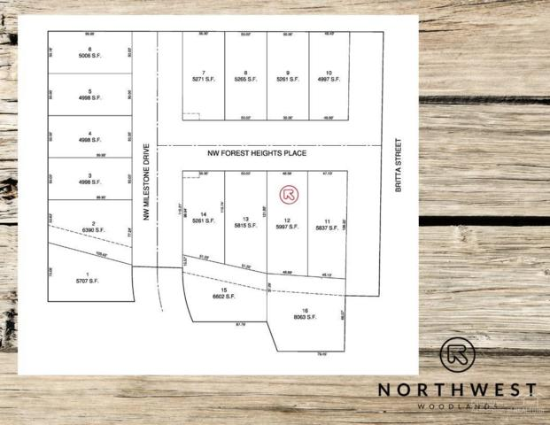 20293 NW Forest Heights Place Lot 12, Bend, OR 97703 (MLS #201809649) :: Stellar Realty Northwest