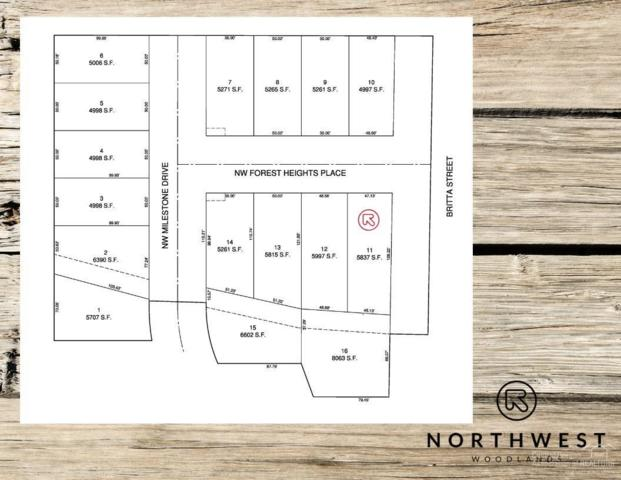 0 NW Forest Heights Place Lot 11, Bend, OR 97703 (MLS #201809651) :: Stellar Realty Northwest
