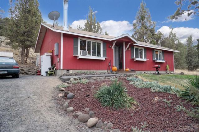 9156 SW Sundown Canyon Road, Terrebonne, OR 97760 (MLS #201810561) :: The Ladd Group