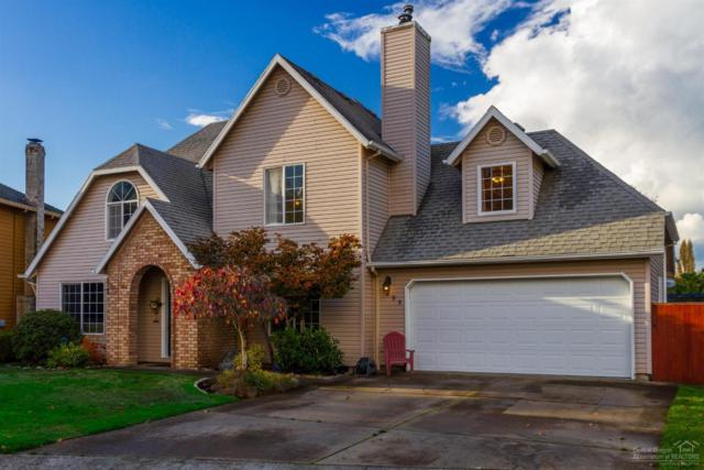 895 Amity Court, Woodburn, OR 97071 (MLS #201810598) :: Fred Real Estate Group of Central Oregon