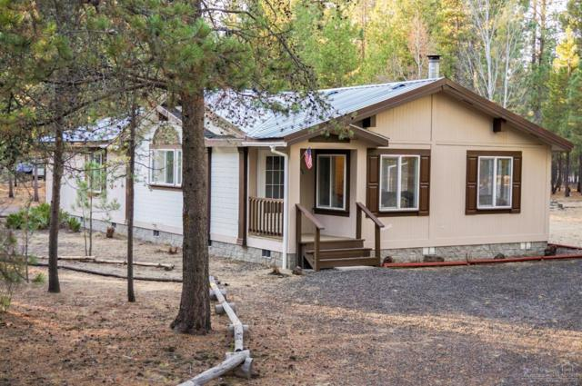 51852 Pine Loop Drive, La Pine, OR 97739 (MLS #201811007) :: Fred Real Estate Group of Central Oregon