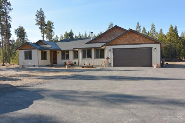 54823 Tamarack Road, Bend, OR 97707 (MLS #201811239) :: Team Birtola | High Desert Realty