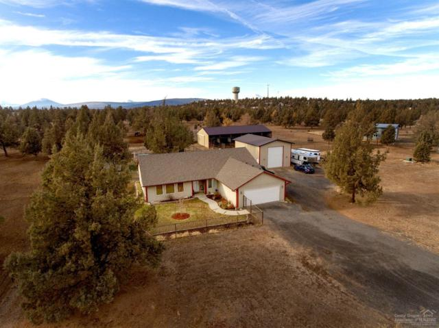 13714 SW Chipmunk Drive, Crooked River, OR 97760 (MLS #201811425) :: The Ladd Group