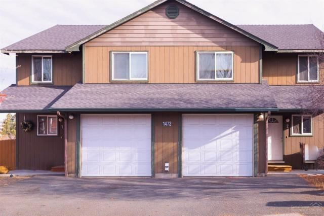 1472 NE Whisper Ridge Drive, Bend, OR 97701 (MLS #201811545) :: Pam Mayo-Phillips & Brook Havens with Cascade Sotheby's International Realty