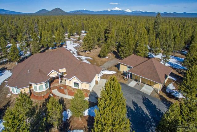 17045 Shawnee Circle, Bend, OR 97707 (MLS #201900070) :: Team Sell Bend