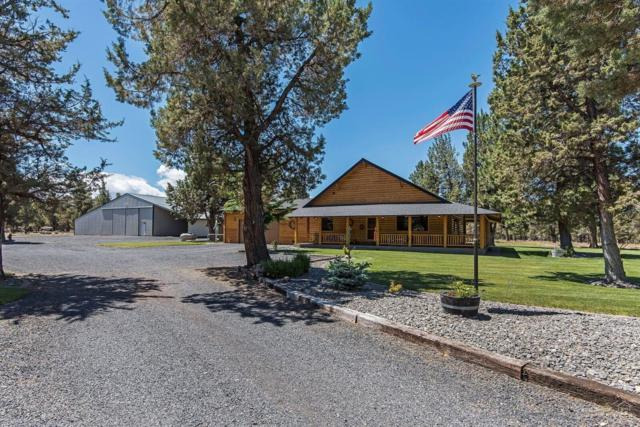 17521 Forked Horn Drive, Sisters, OR 97759 (MLS #201900121) :: Fred Real Estate Group of Central Oregon