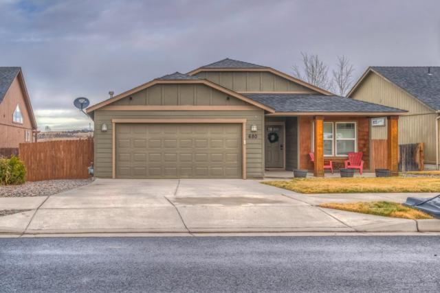 680 NE Marigold Street, Madras, OR 97741 (MLS #201900238) :: The Ladd Group