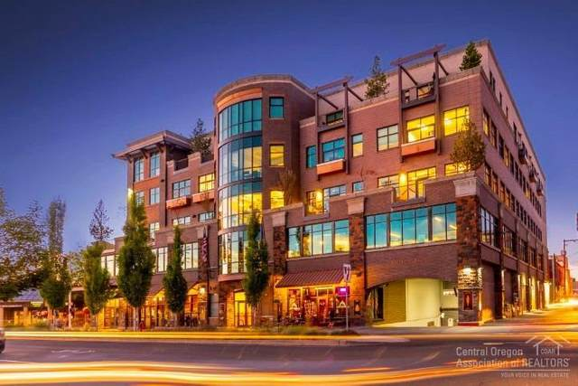 550 NW Franklin Avenue #518, Bend, OR 97703 (MLS #201900286) :: Berkshire Hathaway HomeServices Northwest Real Estate
