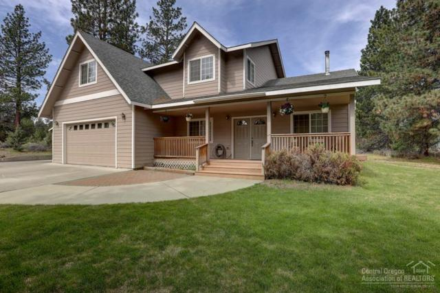 19775 Buck Canyon Road, Bend, OR 97702 (MLS #201900609) :: Fred Real Estate Group of Central Oregon