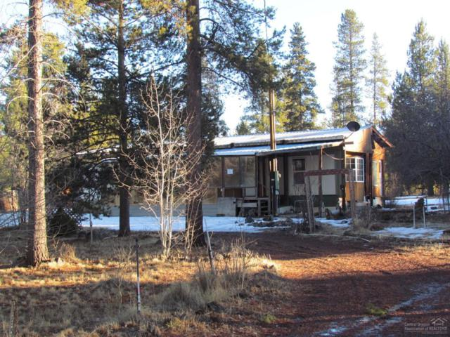 16183 Hawks Lair Road, La Pine, OR 97739 (MLS #201900610) :: Central Oregon Home Pros