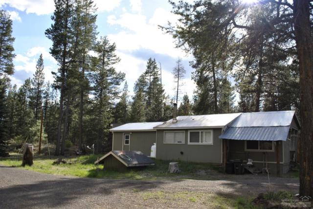 16094 Strawn Road, La Pine, OR 97739 (MLS #201901253) :: Fred Real Estate Group of Central Oregon