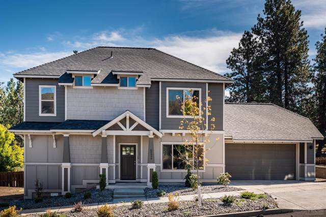 60990 Geary Drive, Bend, OR 97702 (MLS #201901270) :: The Ladd Group