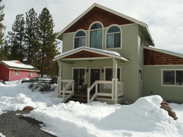 70074 Cayuse Drive, Sisters, OR 97759 (MLS #201901601) :: Central Oregon Home Pros