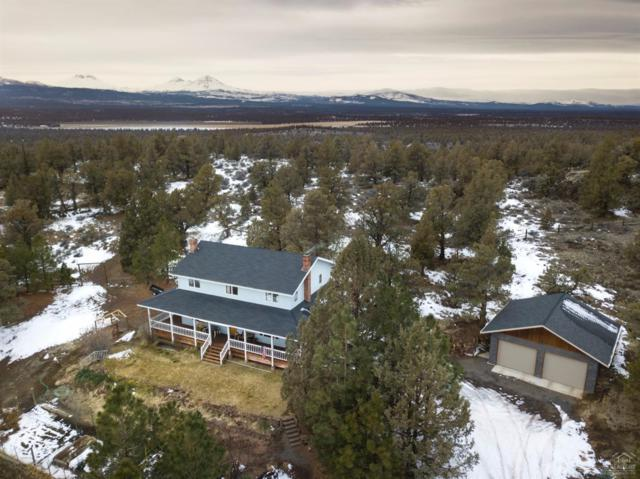 19192 Dusty Loop, Bend, OR 97703 (MLS #201901776) :: Fred Real Estate Group of Central Oregon