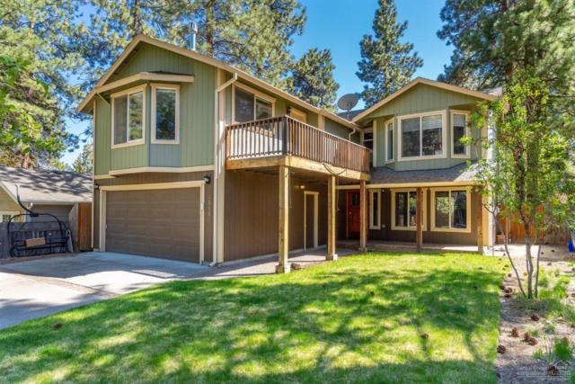 1515 NW Kingston Avenue, Bend, OR 97703 (MLS #201901900) :: Fred Real Estate Group of Central Oregon