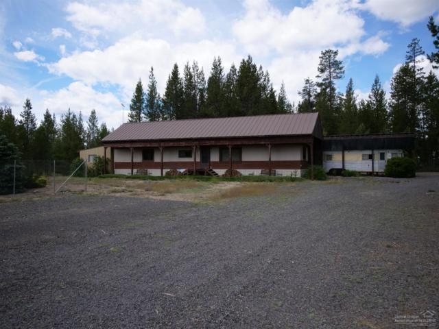 136630 Salmon Drive, Crescent, OR 97733 (MLS #201901910) :: Fred Real Estate Group of Central Oregon