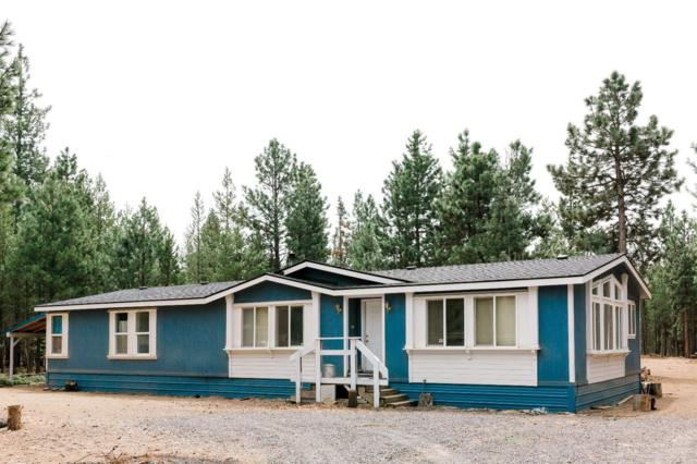 14835 Ponderosa Loop, La Pine, OR 97739 (MLS #201902326) :: Fred Real Estate Group of Central Oregon