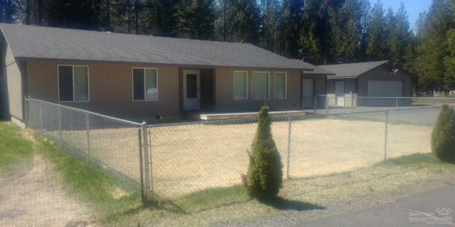 1314 Crescent Cuttoff Road, Crescent Lake, OR 97733 (MLS #201902330) :: Team Sell Bend