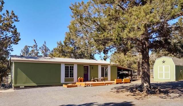 13132 SW Cinder Drive, Terrebonne, OR 97760 (MLS #201902936) :: Bend Homes Now