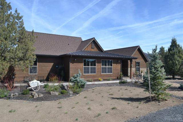 17783 SW Chaparral, Powell Butte, OR 97753 (MLS #201903231) :: Fred Real Estate Group of Central Oregon