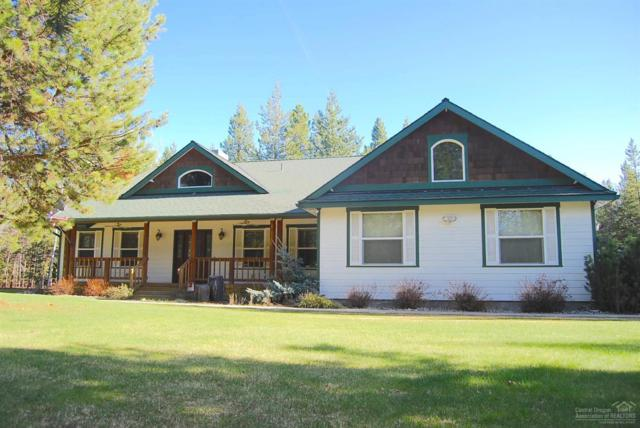 16071 Alpine Drive, La Pine, OR 97739 (MLS #201903468) :: Berkshire Hathaway HomeServices Northwest Real Estate