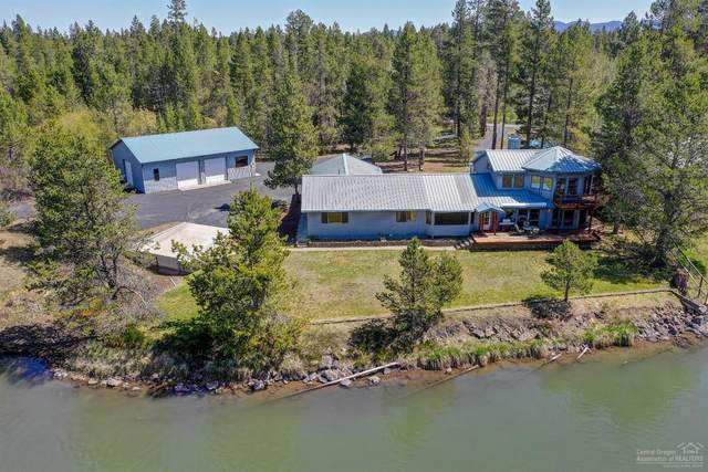 55367 Big River Drive, Bend, OR 97707 (MLS #201903757) :: Bend Relo at Fred Real Estate Group