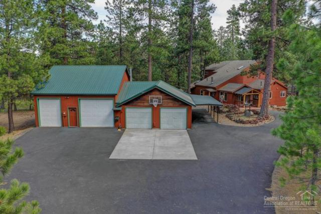 68826 Butte Place, Sisters, OR 97759 (MLS #201903910) :: Berkshire Hathaway HomeServices Northwest Real Estate