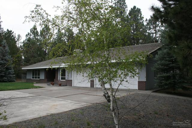 52332 Ammon Road, La Pine, OR 97739 (MLS #201904397) :: Fred Real Estate Group of Central Oregon