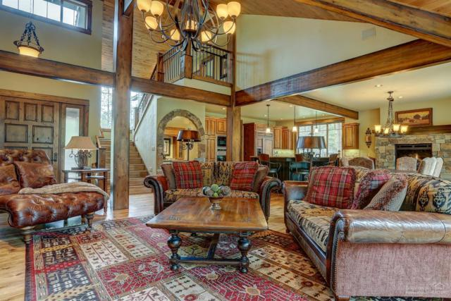 57709 Loon Lane, Sunriver, OR 97707 (MLS #201904399) :: Fred Real Estate Group of Central Oregon