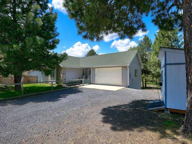 54661 Silver Fox Drive, Bend, OR 97707 (MLS #201904817) :: Central Oregon Home Pros