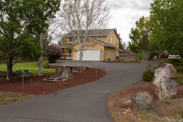 2115 SE Pecos Drive, Madras, OR 97741 (MLS #201905082) :: Bend Homes Now
