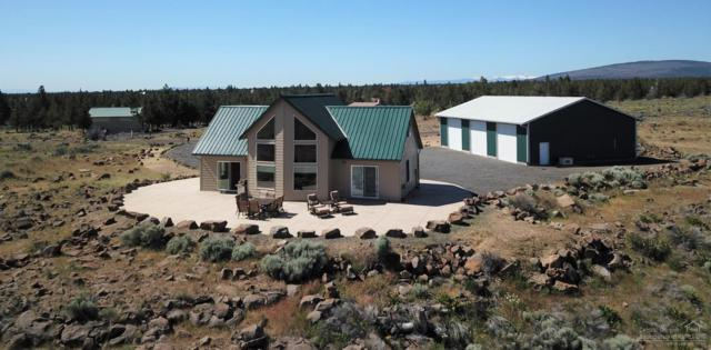 12716 SW That Way Lane, Culver, OR 97734 (MLS #201905346) :: Team Birtola | High Desert Realty